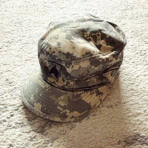 Authentic camo unisex Army cadet / patrol cap